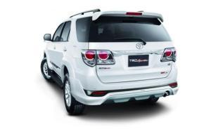 Toyota Fortuner SUV Terbaik