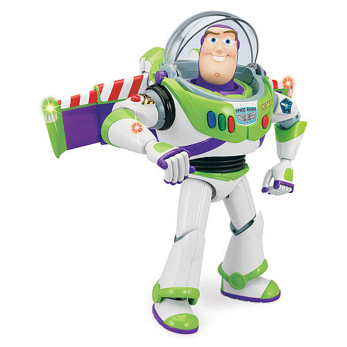 Mainan Toy Story Buzz Lightyear
